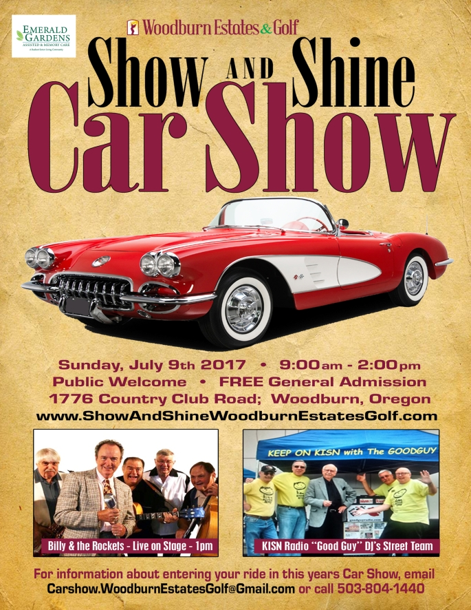 car show 206 flyer with emerald Gardens 8-5 x 11 WEB address
