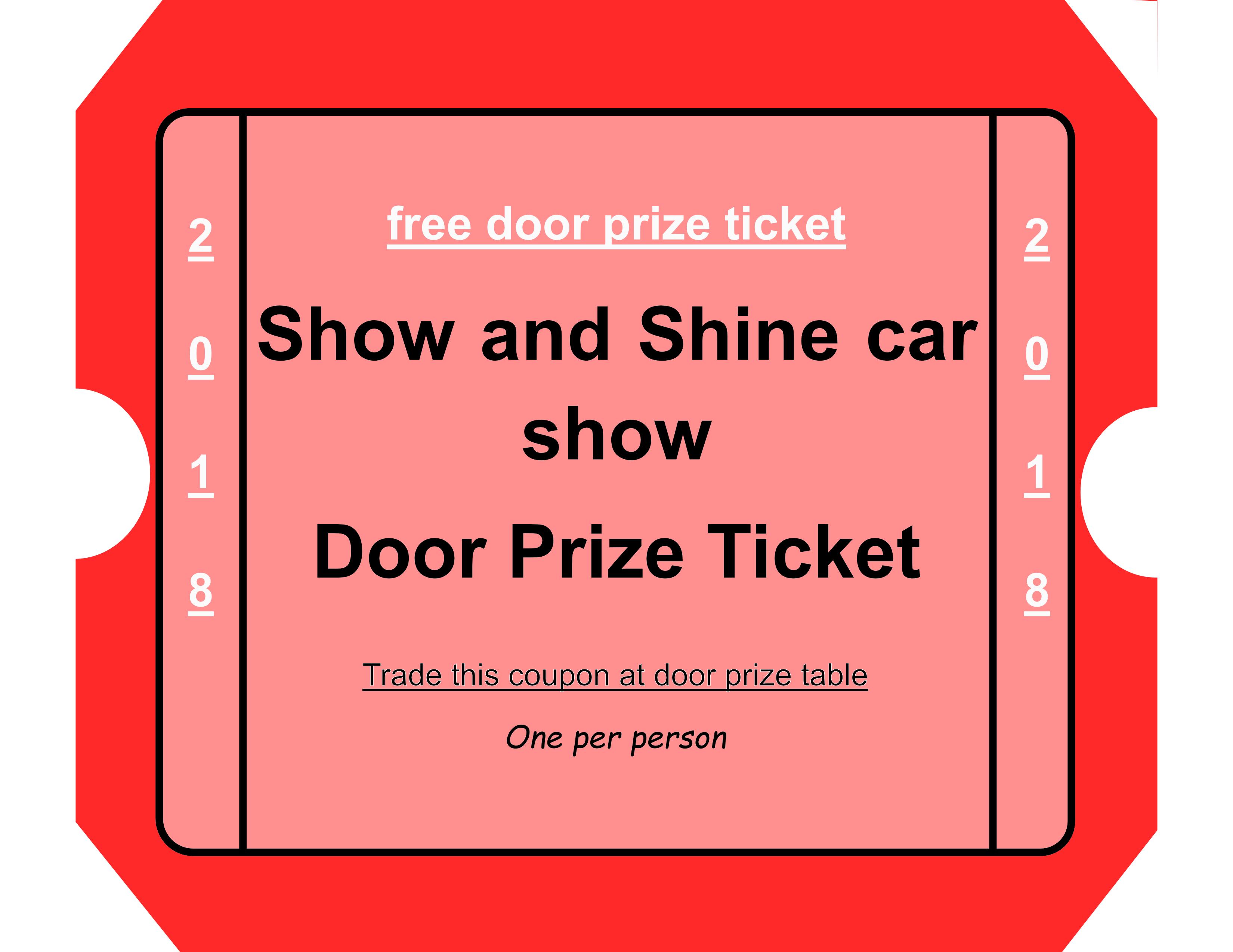door prize coupon woodburn estates golf